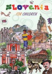 Jelka Melik: Slovenia for children
