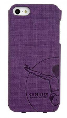 Chiemsee zaščitni etui CS-TA-AP-iPhone 5/5s, vijoličen