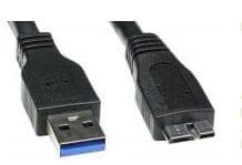 Sinnect kabel USB 3.0 A - micro USB B, 10-pin, M/M, 1,8 m (11.301)