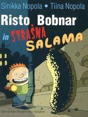 Sinikka Nopola, Tiina Nopola: Risto bobnar in strašna salama