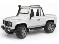 BRUDER 2591 Land Rover Defender Pick-up