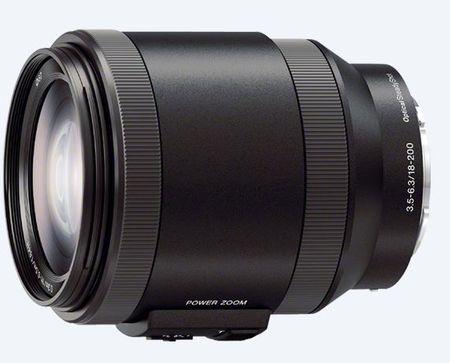 Sony objektiv E serije SELP-18200
