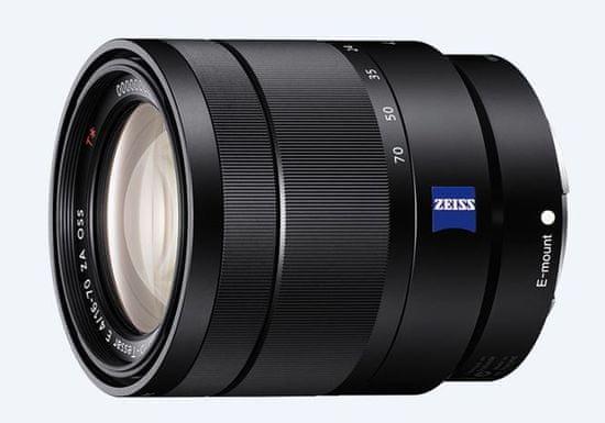 Sony 16-70 mm f/4 E ZA OSS Vario Tessar T (SEL1670Z)
