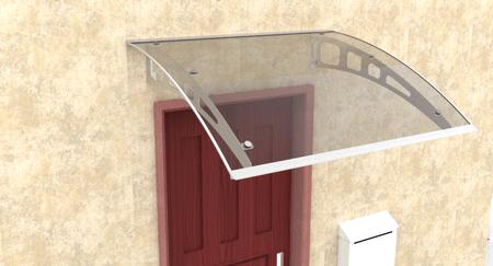 Igotherm Bejárati előtető 120 cm, 100 cm
