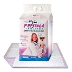 Tommi puppy Field Sanitary - podkłady chłonące - 25 szt.