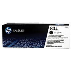 HP toner 83A Black LaserJet CF283A