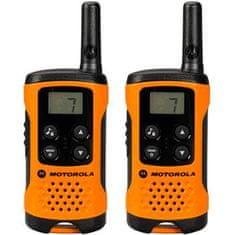 Motorola radijska stanica T41, narančasta