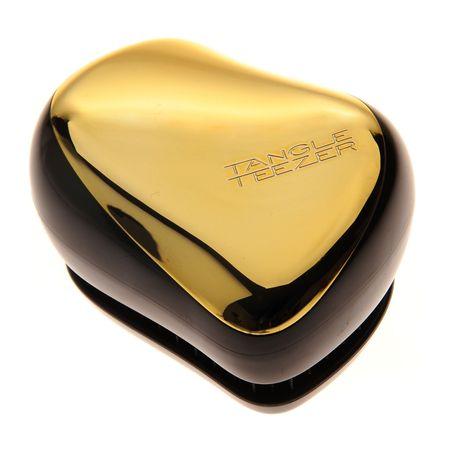 Tangle Teezer krtača Compact, zlata