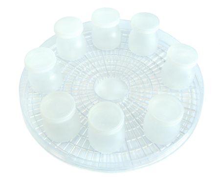 GUZZANTI kubki do jogurtu GZ 108