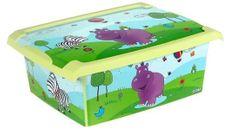 keeeper kutija za spremanje Hippo, 10 l
