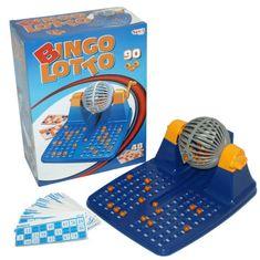Bingo Lotto, društvena igra