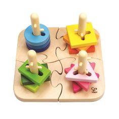 Hape natikanka puzzle