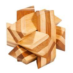 IQ Test bamboo angular knot - Odprta embalaža