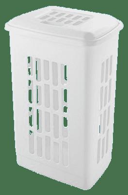 Heidrun Kosz na brudne pranie 60 l, biały