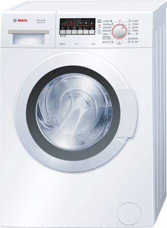 BOSCH WLG24260BY Elöltöltős mosógép, 5 kg, A+++
