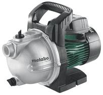 Metabo pretočna črpalka P 4000 G (600964000)