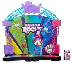 My Little Pony Equestria Lányok Rainbow Rock koncert