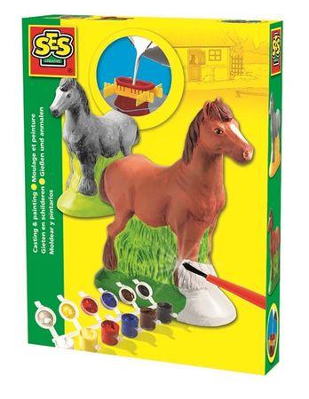 SES ustvarjam z mavcem - Konj