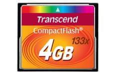 Transcend Compact Flash MLC 4 GB, 133X