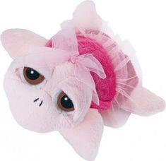 Suki kornjača peepers roza balerina, 25 cm
