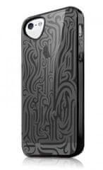 ITSKINS Tatoo TPU etui INK + zaščita zaslona za iPhone 5S/5, APH5-NEINK