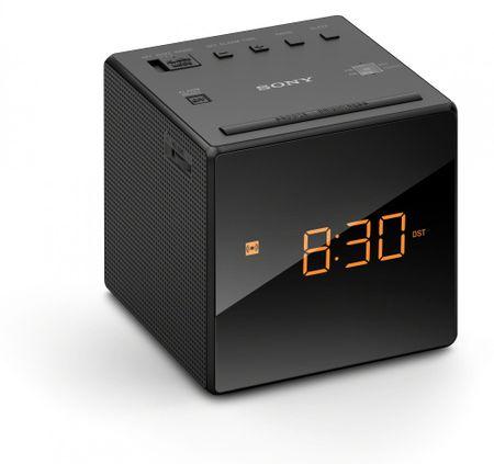 Sony radioura ICF-C1, črna
