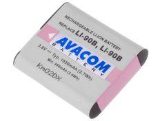 Avacom Akkumulátor, Olympus Li-90B, 1030mAh
