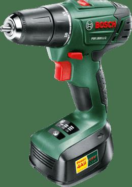 Bosch akumulatorska bušilica-odvijač PSR 1800 LI-2 (06039A3120)