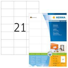 Herma etikete Premium 4668, 70 x 42,3 mm, 100 komada