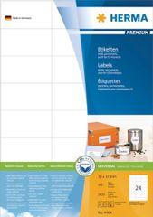 Herma etikete Premium 4464, 70 x 37 mm, 100 komada