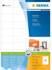 Herma etikete Premium 4461, 52,5 x 29,7 mm, 100 komada