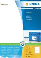 Herma etikete Premium 4428, 210 x 297 mm, 100 komada