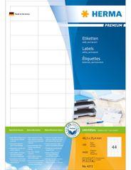 Herma etikete Premium 4272, 48,3 x 25,4 mm, 100 komada