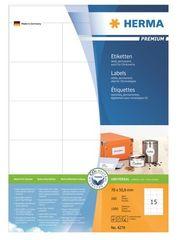 Herma etikete Premium 4278, 70 x 50,8 mm, 100 komada