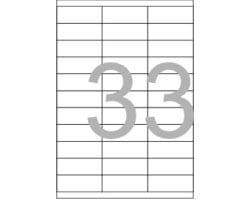 Eurolabel Etikete 421, 70 x 25,4 mm