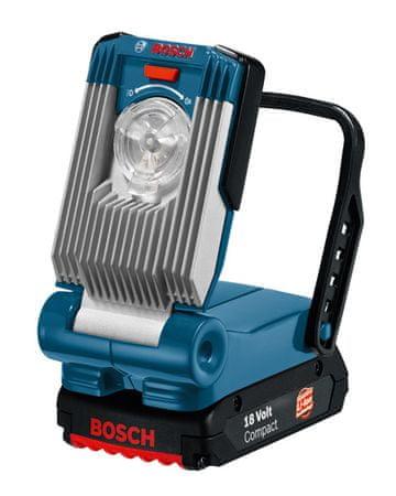 BOSCH Professional akumulatorska LED svjetiljka GLI 14,4/18 V (0601443400), bez baterije i punjača