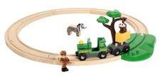 Brio WORLD 33720 Safari železnice