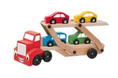 Woody tovornjak za prevoz avtomobilov