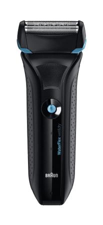Braun Waterflex Black