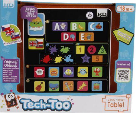 Seznamovací hry pro tablety