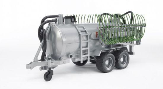 BRUDER Farmer - príves cisterna s nadstavcom