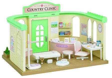 Sylvanian Families Klinika 2815