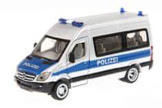 SIKU Mercedes-Sprinter Csapatszállító rendőrbusz, 1:50
