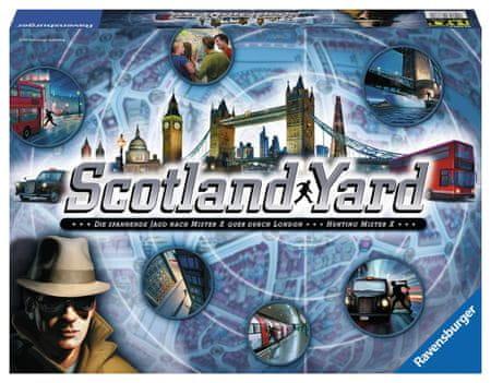 Ravensburger gra planszowa Scotland Yard