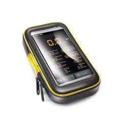 """CELLY Voděodolný držák na kolo pro 5"""" telefony"""