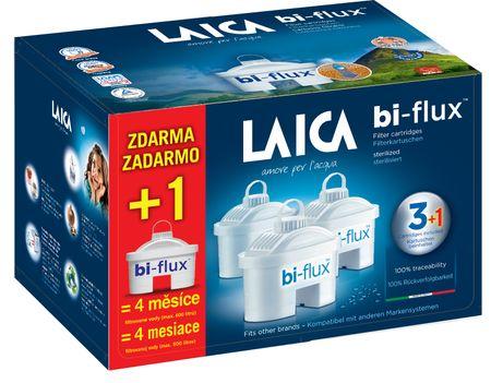Laica Bi-flux Vízszűrő betét 3+1