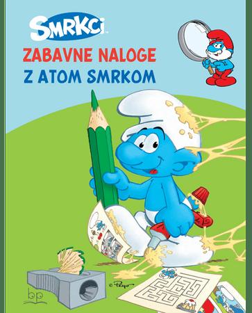 Boštjan Štravs: Zabavne naloge z atom Smrkom