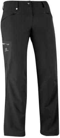 Salomon zimske hlače Wayfarer Winter, ženske, črne, 32/R