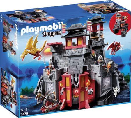 Playmobil veliki azijski grad 5479 - odprta embalaža