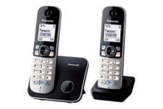 Panasonic bežični telefon KX-TG6812FXB